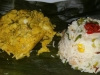 How Mok Pla (Steamed Fish Curry)