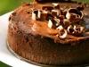 'Baked' Chocolate Cheesecake