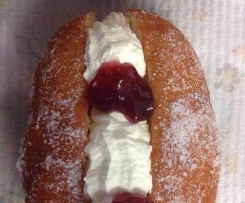 Jam & Cream Donuts
