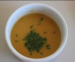 Zimbabwean Peanut Soup