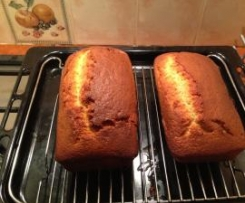 Banana Loaf adapted from Mary Berry