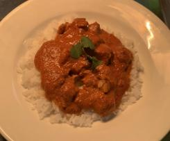 Variation Balti Beef Curry
