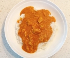 Variation    Healthy Butter Chicken
