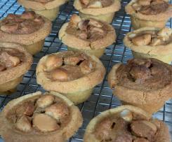 Macadmia Nut tartlets