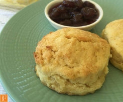 Easy Two Ingredient Scones