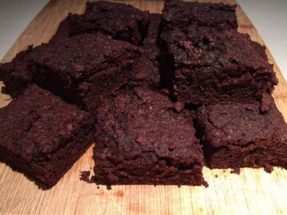 Raw Chocolate Brownies Thermomix