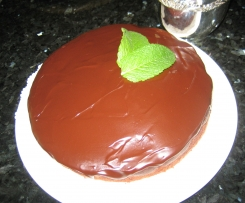 Betty's Very Easy Chocolate Cake