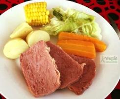 Corned Beef - Silverside - Kermie Kreations