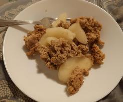 Pear Crumble - Failsafe/RPAH Friendly