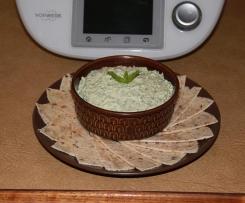 TZATZIKI (Yoghurt Cucumber Dip)