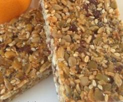 Muesli bars - nut free