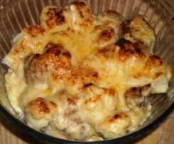 Heston Blumenthal's perfect cauliflower cheese