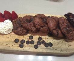 Craigs Dark Chocolate BROOKIES (Gluten free)