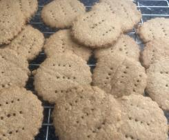 Vegan Almost 'Mcvities Digestive Biscuits'