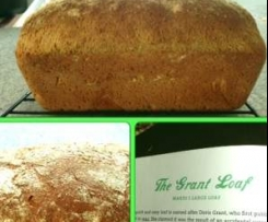 stoneground wholemeal bread