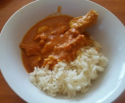 BEST EASIEST BUTTER CHICKEN