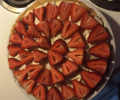 Strawberry Tart (Guy Grossi Recipe converted for Thermomix)