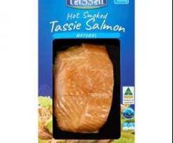 Salmon Rilletes