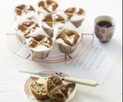 Hot cross buns (gluten free)