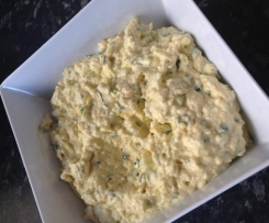 Garlic Creamed Corn Dip