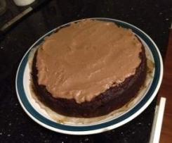 Grain-free Chocolate Beetroot Cake