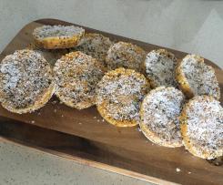 Apricot Chia Coconut balls/slice/bars