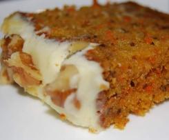 the best carrot & walnut cake