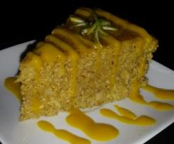 Mango & Lime Torte