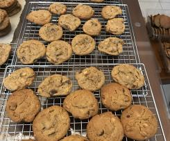 Chocolate Chip Cookies a la Nestle