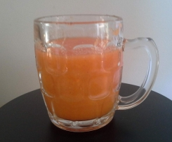 Hayden's Apple and Carrot Smoothie