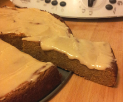 Wholefood Caramel Mudcake - Dairy, Gluten, Nut & Sugar Free