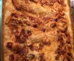 Vegetarian Eggplant Lasagne