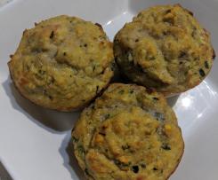 Paleo savoury muffins