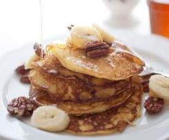 Healthy Ricotta Pancakes
