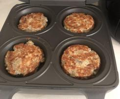 Pie Maker Gluten Free Roast Meat Fritter