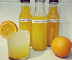 Orange cordial concentrate