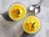 Mango Mousse Cups