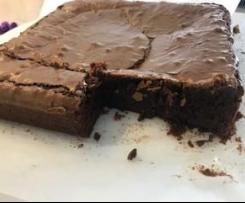 Chocolate Brownie - Adapted from Long Track Pantry Jugiong NSW