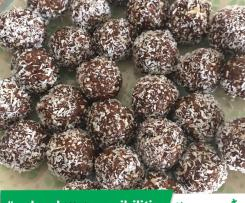 Choc Orange Bliss Balls