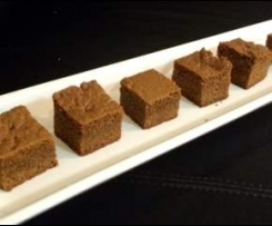 Chewy Ginger Squares