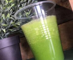 Green wellness juice