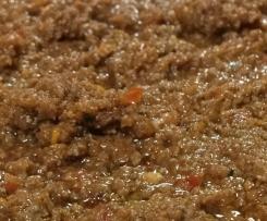 Bolognaise Sauce - (Beef)