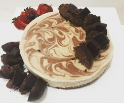 Raw Tiramisu Cheesecake