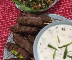 Middle Eastern Beef Kofta (Kafta)