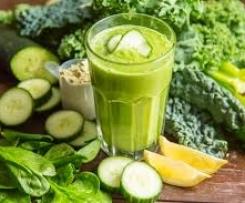 Green Protein Shake