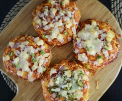 Pizza bread rolls Taela-Made