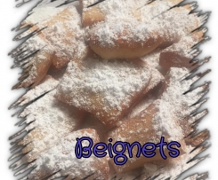 Beignets (From New Orleans, USA)
