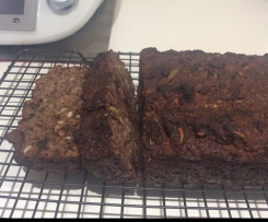 Gluten/Grain/Sugar Free Banana Bread