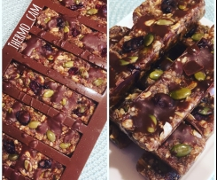 Raw Healthy Snack Bars (Nut-Free)