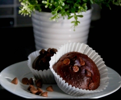 Chocolate Chilli Muffins
